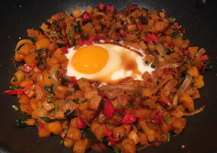 Pommes de terre à la coréenne 🇰🇵🇰🇷