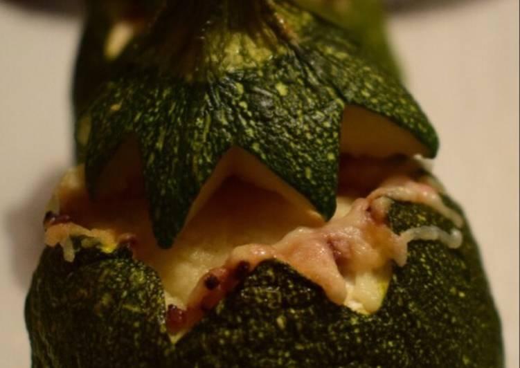 Comment Préparer Des Courgettes farcies viande hachée