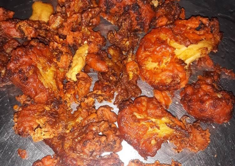 Recipe of Speedy Cauliflower pakora