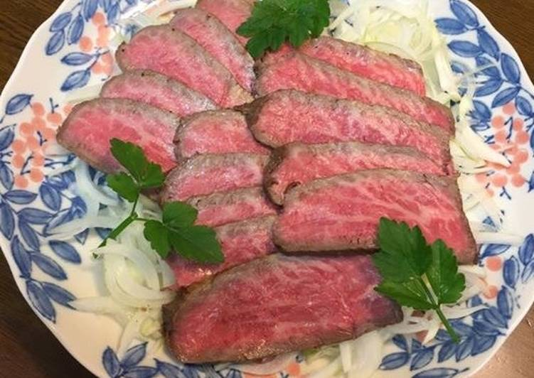 Soy Roasted Beef