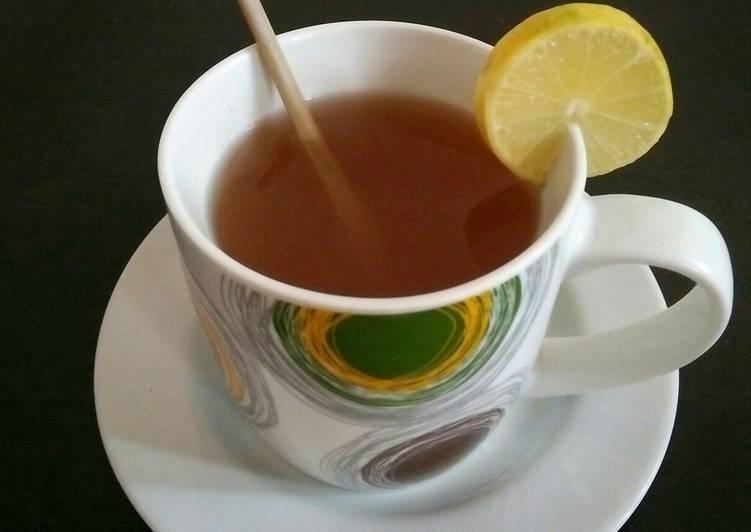 Minuman Herbal Untuk Flu & Batuk