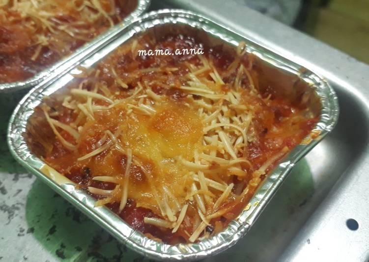 Macaroni schotel ♥