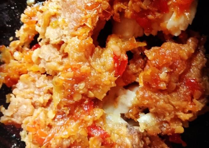 Sambel Ayam Geprek Chef Supri || Dijamin mantul