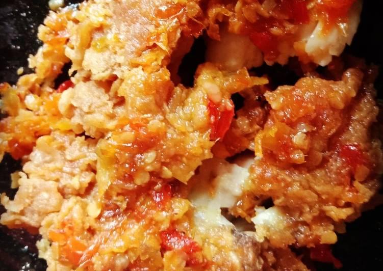 Langkah Mudah untuk Membuat Sambel Ayam Geprek Chef Supri || Dijamin mantul, Lezat