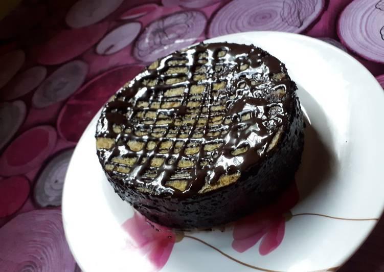 Sponge Cake simply (3 telur)