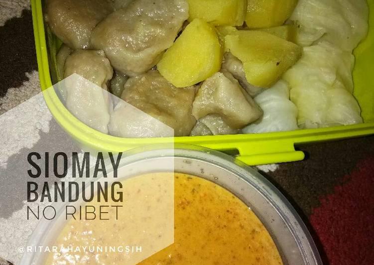Siomay Bandung No Ribet