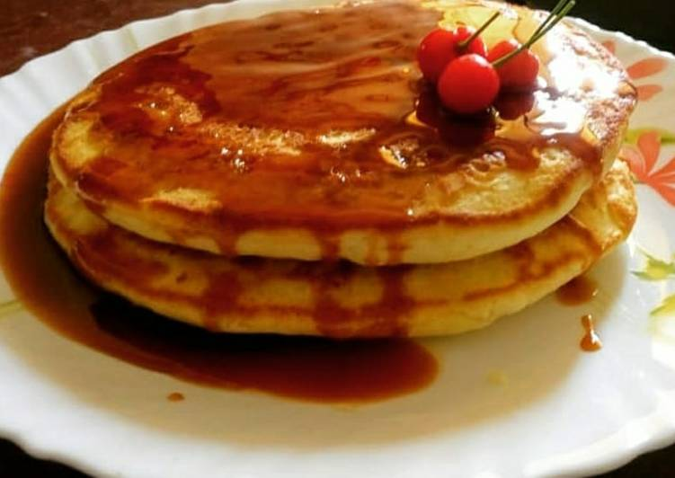 Easiest Way to Make Ultimate Fluffy Pancakes
