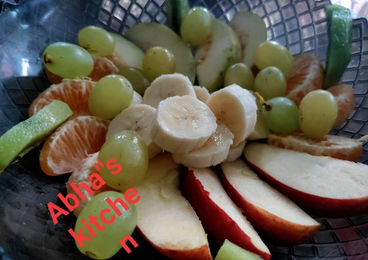 Steps to Make Any-night-of-the-week Fruit salad