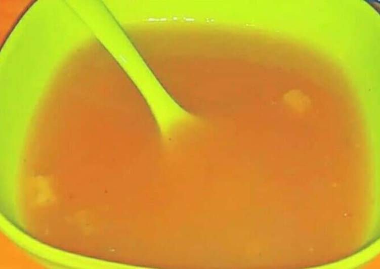 Recipe of Ultimate Tomato soup