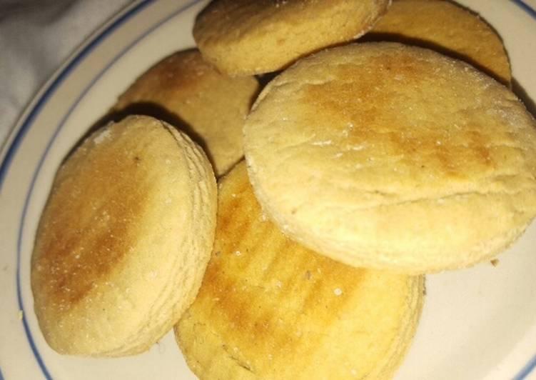 Simple cinnamon cookies