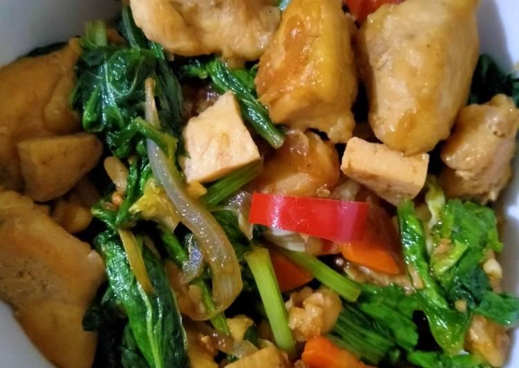 Resep Ayam Goreng Sayur Mudah