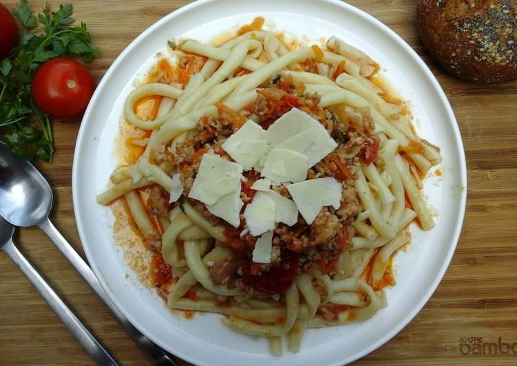 Chicken Bolognese Recipe
