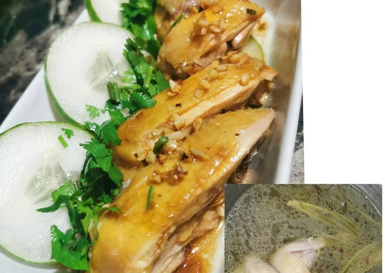 Ayam Hainan Rumahan - velavinkabakery.com
