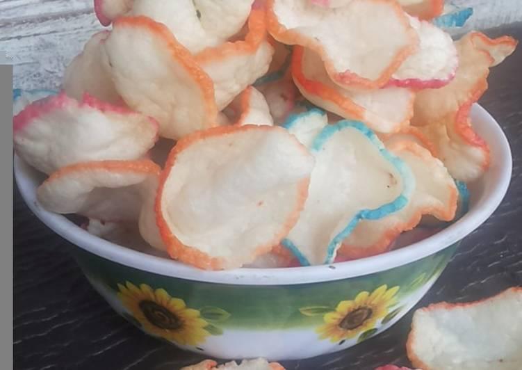Resep Kerupuk Bawang Oleh Wayan Sweli Cookpad