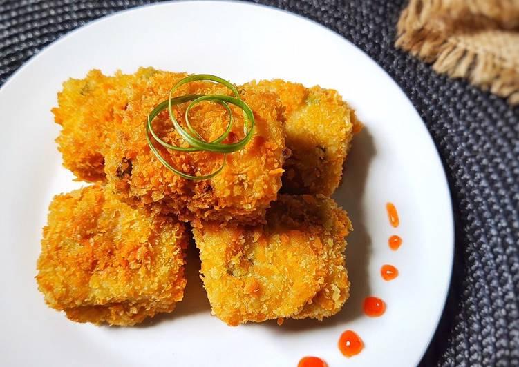 Nugget Mie + Sayuran