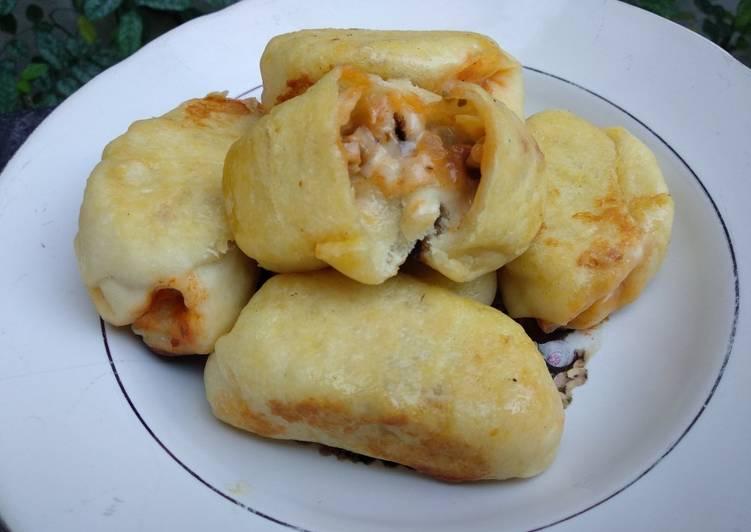Pizza roll mini
