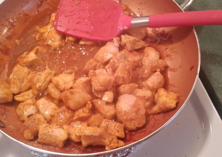 Great BBQ chicken. 🙂