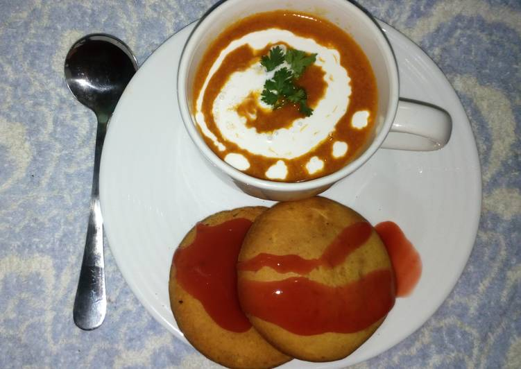 Creamy tomato soup, What Are The Benefits Of Eating Superfoods?