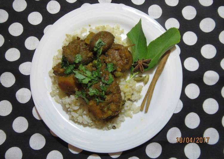 How to Cook Tasty Low carb chicken curry