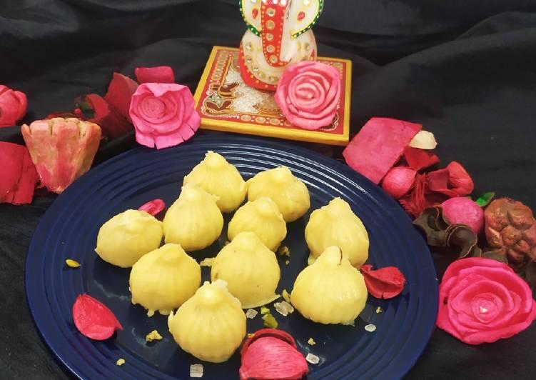 Ganesha chaturthi special modak