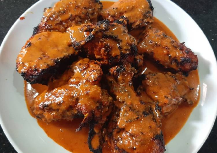 Ayam Bakar Kuah Tumis - velavinkabakery.com