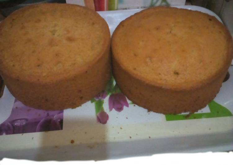 Easiest Way to Prepare Favorite Simple coconut cake