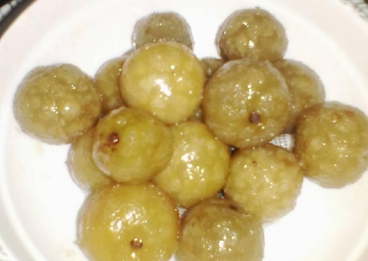 Recipe of Any-night-of-the-week Aamla Murabba (Gooseberry)