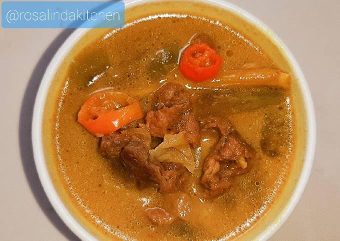 Tongseng daging sapi praktis no ribet - projectfootsteps.org