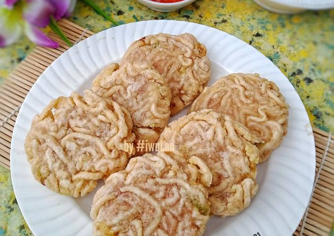 Cireng Mie Kuning