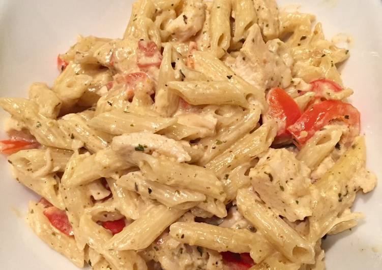 Recipe: Tasty Cajun Chicken Pasta