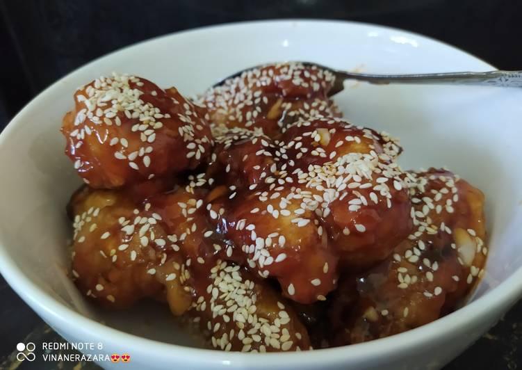 Ayam goreng ala korea - velavinkabakery.com