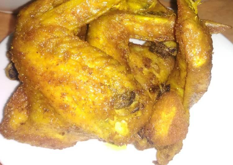 Ayam Goreng Marinasi a la Chef Rudy Choirudin
