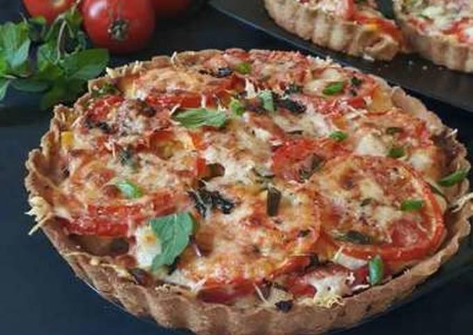Recipe: Tasty Tomato Pie
