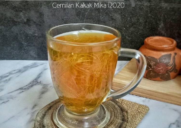 Corn Silk Tea (Teh Rambut Jagung)