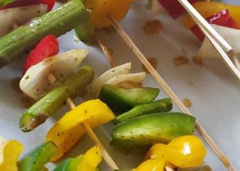 How to Make Perfect Grilled veggies