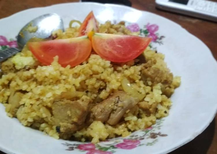 Nasi Goreng Daging Sapi
