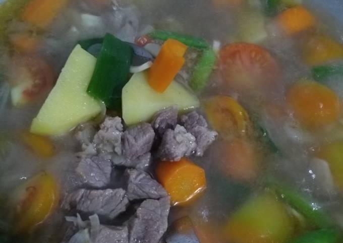 Langkah Mudah untuk Membuat Sop Daging Sapi Anti Gagal