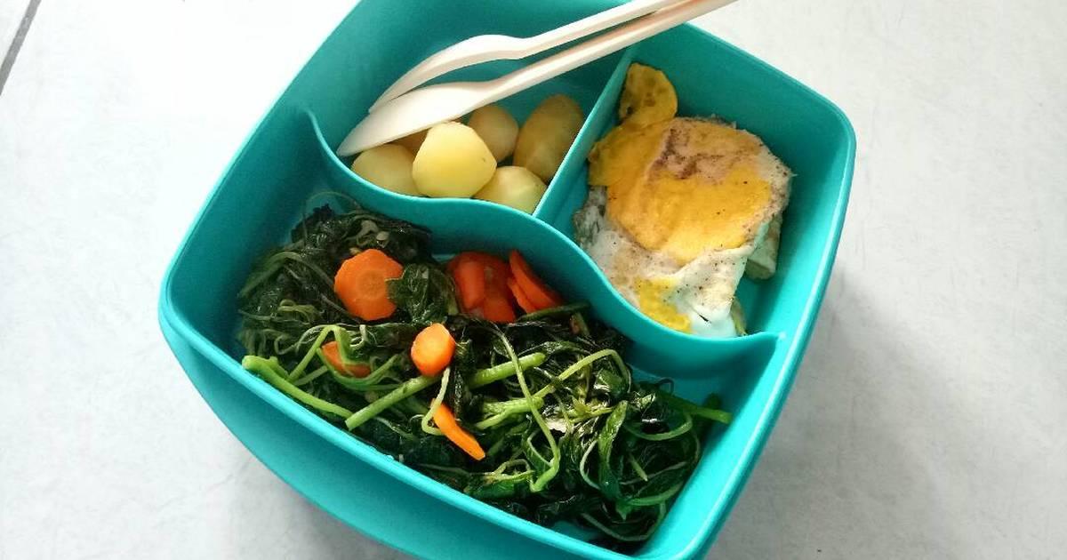 123 Resep Menu Makan Siang Diet Enak Dan Sederhana Cookpad
