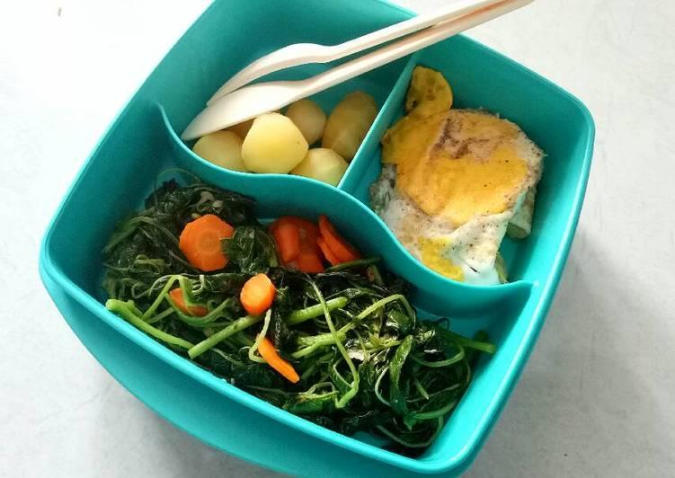 Resep Menu Makan Siang Diet Oleh Izsaiz Cookpad