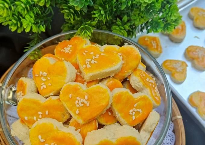 Resep Kue Kacang Renyah dan Lumer Anti Gagal