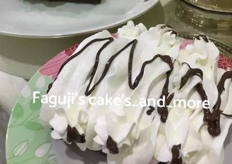 Recipe of Speedy Chocolate cake loaf
