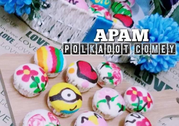 **apam polkadot comey** - resepipouler.com