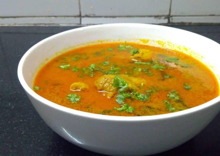 15 Minute Simple Way to Prepare Speedy Chicken Curry