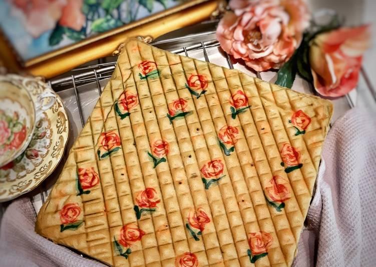 Kek jelita/ jelita cake