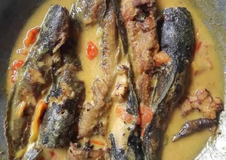 Mangut Lele khas Yogya