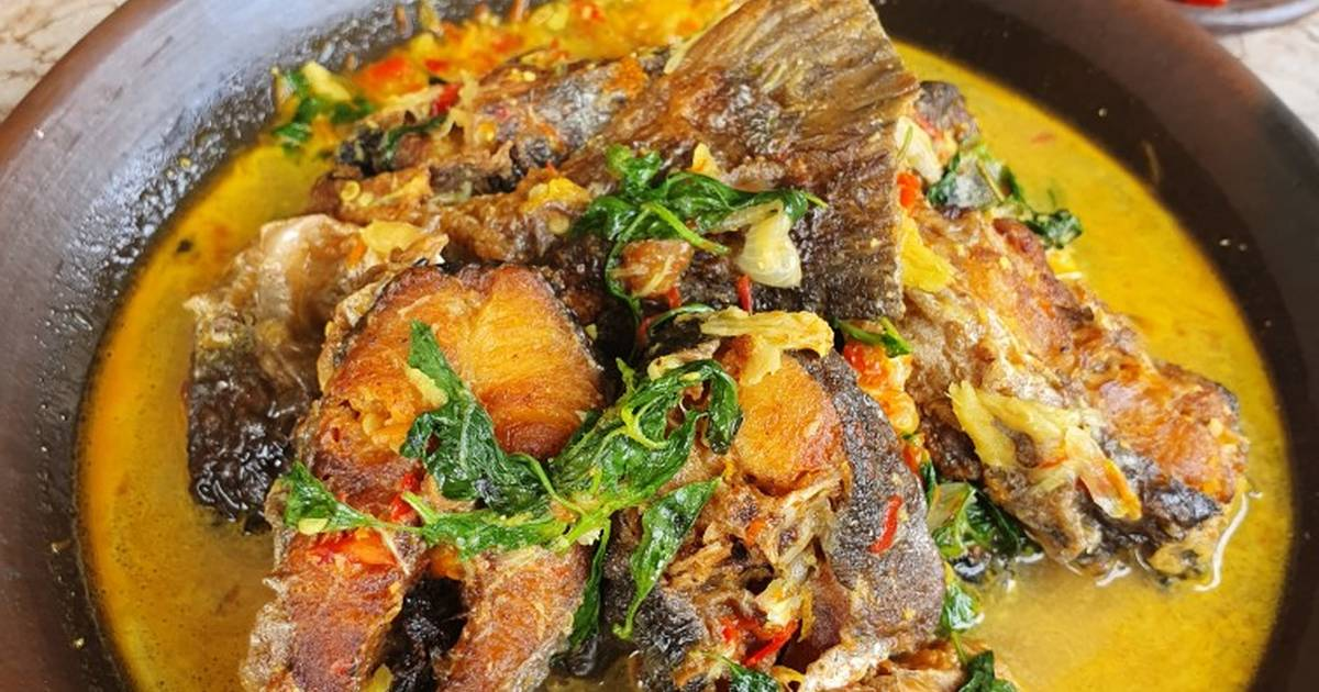 Resep Mangut Ikan Patin Oleh Yulia Siskawati Siswanto Cookpad