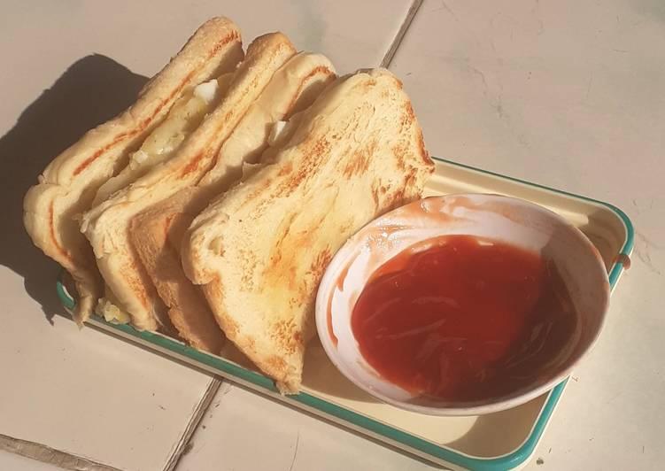 Resep Roti Lapis Kentang Top