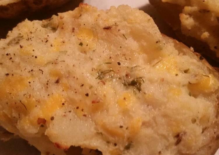Twice Baked Potatoes #2