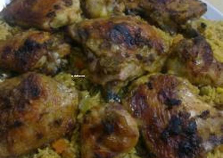 Classic Chicken Kabsa