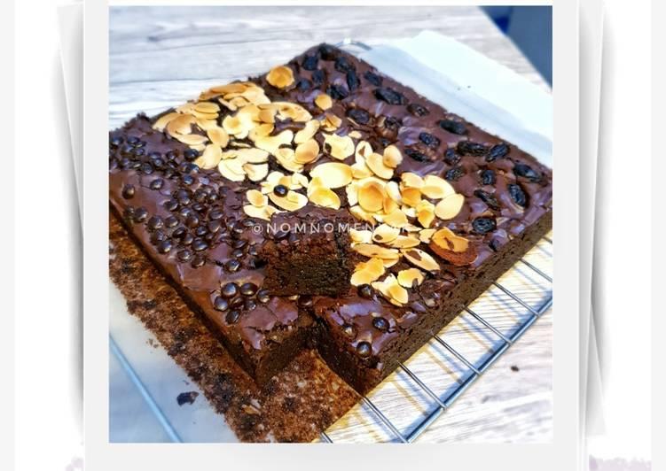 brownies-panggang